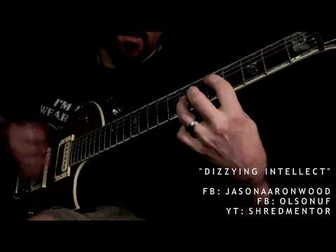 "Some Fun Metal Riffing in Drop D (""Dizzying Intellect"" Opening Riff, by Ol Sonuf)"