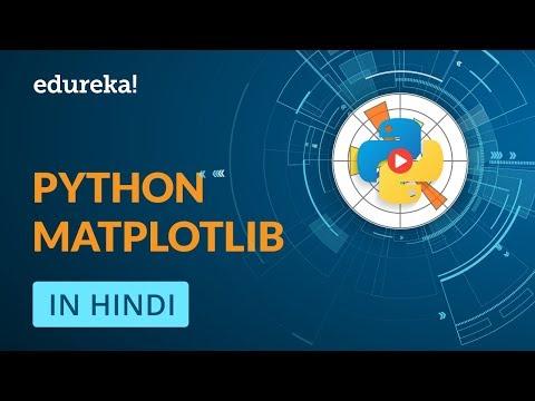 Python Matplotlib in Hindi | Python Tutorial for Beginners | Edureka Hindi thumbnail