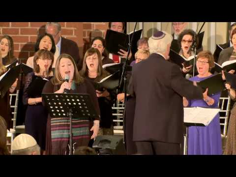 Heal Us Now by Leon Sher Featuring Cantor Lizzie Weiss and the LAZC C. by Nick Strimple