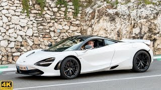 MCLAREN 720 S - OVERVIEW and driving [2018 4K]