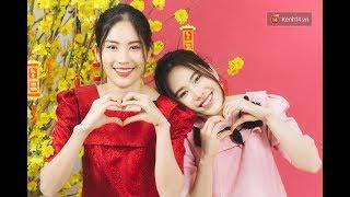 Nam Em - Nam Anh kể chuyện ngày xuân tuổi thơ (nguồn kenh14)