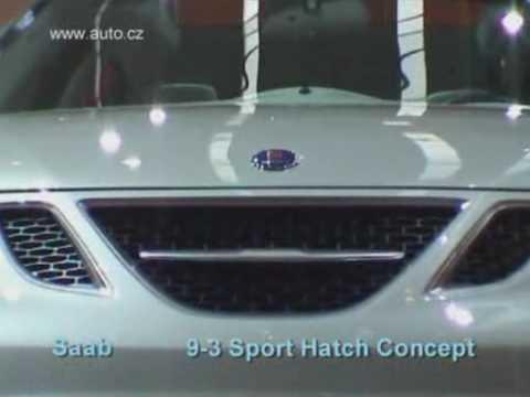Saab 9 3 Sport Hatch Concept Car