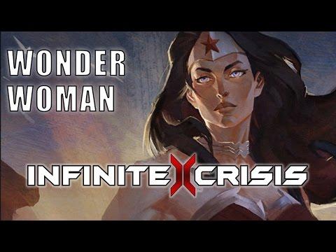 Wonder Woman - Infinite Crisis (Gameplay)