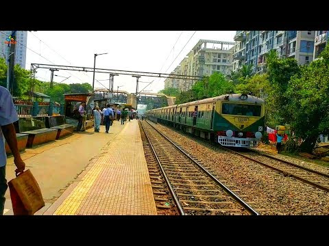 Bidhannagar Railway Station [ Ultadanga ] || Indian Railway