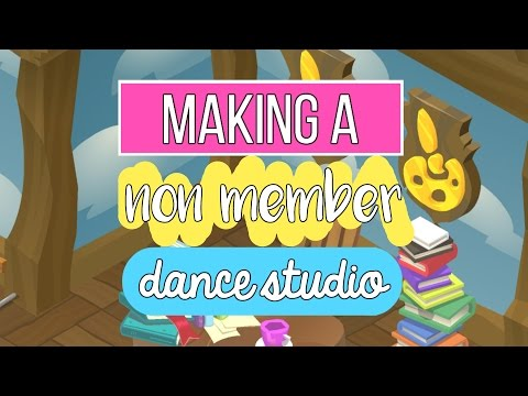 Creating a Non Member Dance Studio