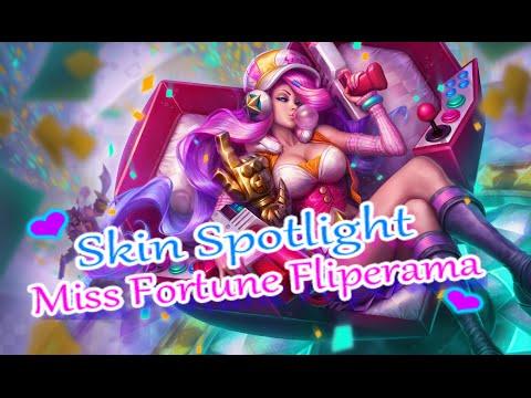 miss fortune fliperama