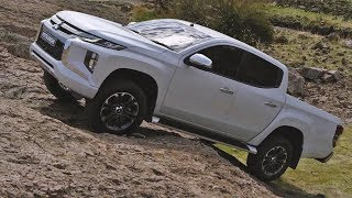 2020 Mitsubishi L200 - interior Exterior and Drive