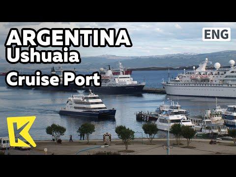 【K】Argentina Travel-Buenos Aires[아르헨티나 여행-우수아이아]여행 출발점, 관광부두/Cruise Port/Eva Peron/Park/Southernmost