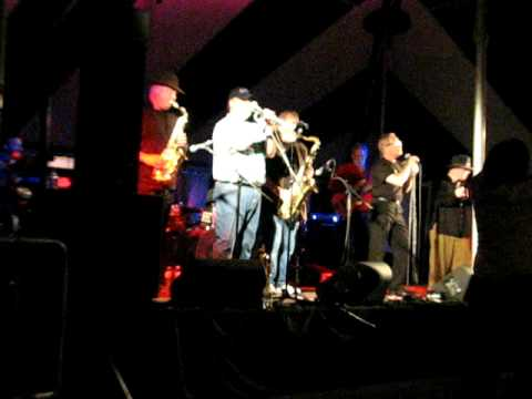 Downtown Blues Band - Mustang Sally