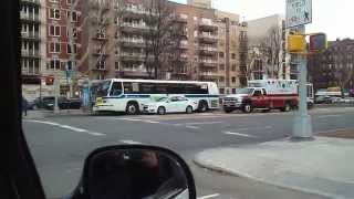 FDNY EMS Transporting To Coney Island Hospital