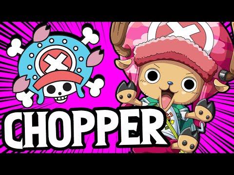 The Strawhat Pirates: TONY TONY CHOPPER