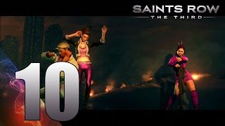 Saints Row: The Third   PS3   1080p HD ✔   Episode 10  