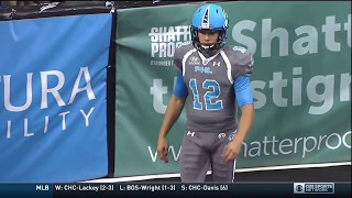 2017 Week 4 Baltimore Brigade at Philadelphia Soul