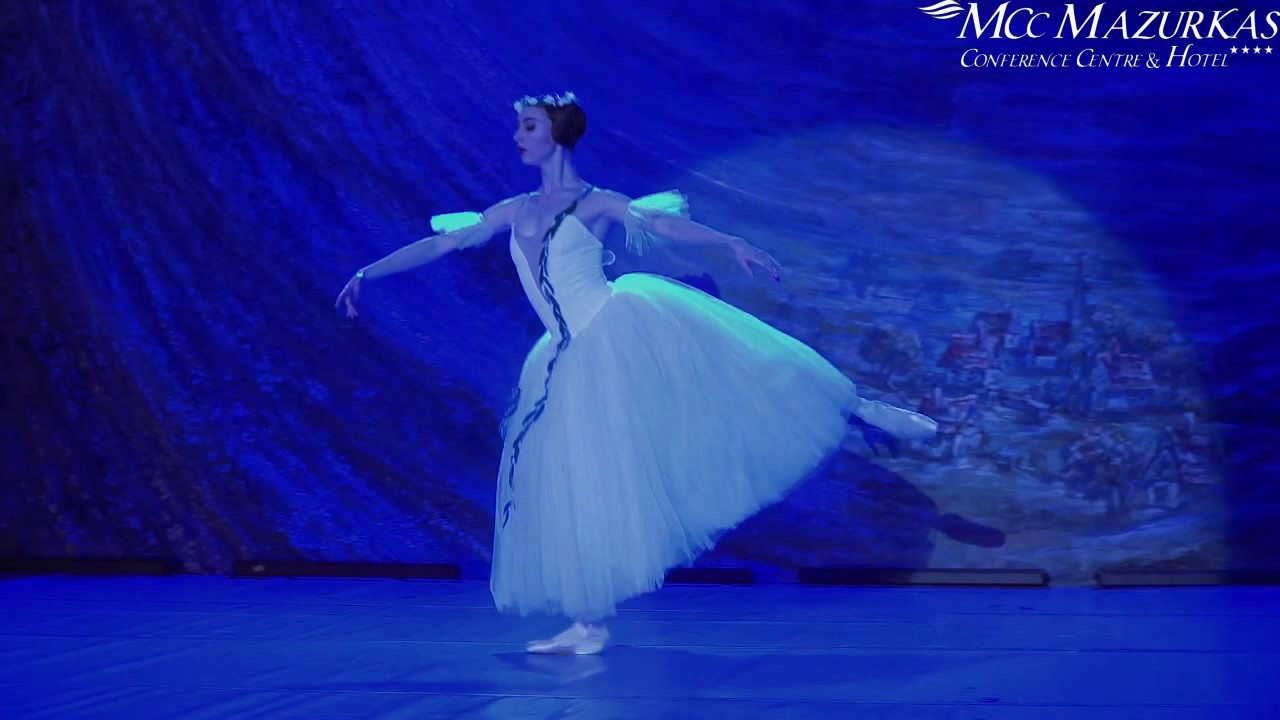 "XXIII Forum Humanum Mazurkas - ""Giselle ou Les Willis"" Balet romantyczny w 2 aktach- 2-2"