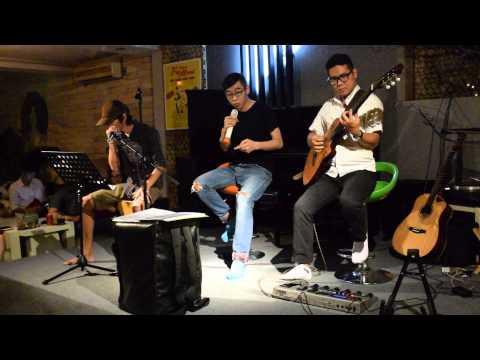 Góc tối - Hieu Pham Tu Ky at Gac Nho Cafe Bien Hoa