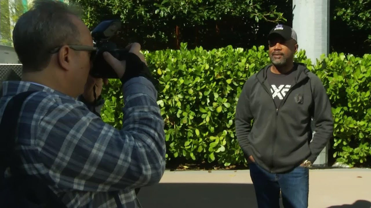 Darius Rucker: 'Super Bowl is my happiest day of the year'