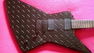 www.GuitarsCollector.com - [1998] ESP JH-2 James Hetfield Metallica Guitar [200 pieces]