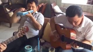 Hotel California -Guitarist Hoàng Minh, Guitarist Quốc Đạt , Melodion Anh Mạnh