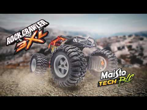 Rock Crawler XXXL from Tobar