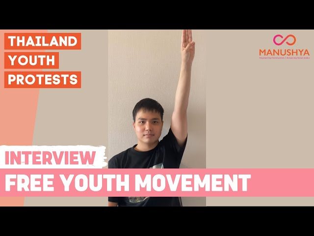 "The Free Youth Movement in Thailand - Interview with Tattep Ruangprapaikitseree ""Ford"""