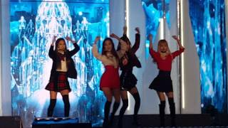 161119 BLACK PINK 휘파람 Whistle Melon Music Awards