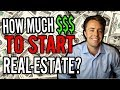 How Much Money To Start Out As A Real-Estate Agent?