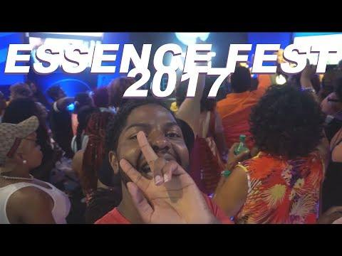ESSENCE FEST 2017 WAS LIT