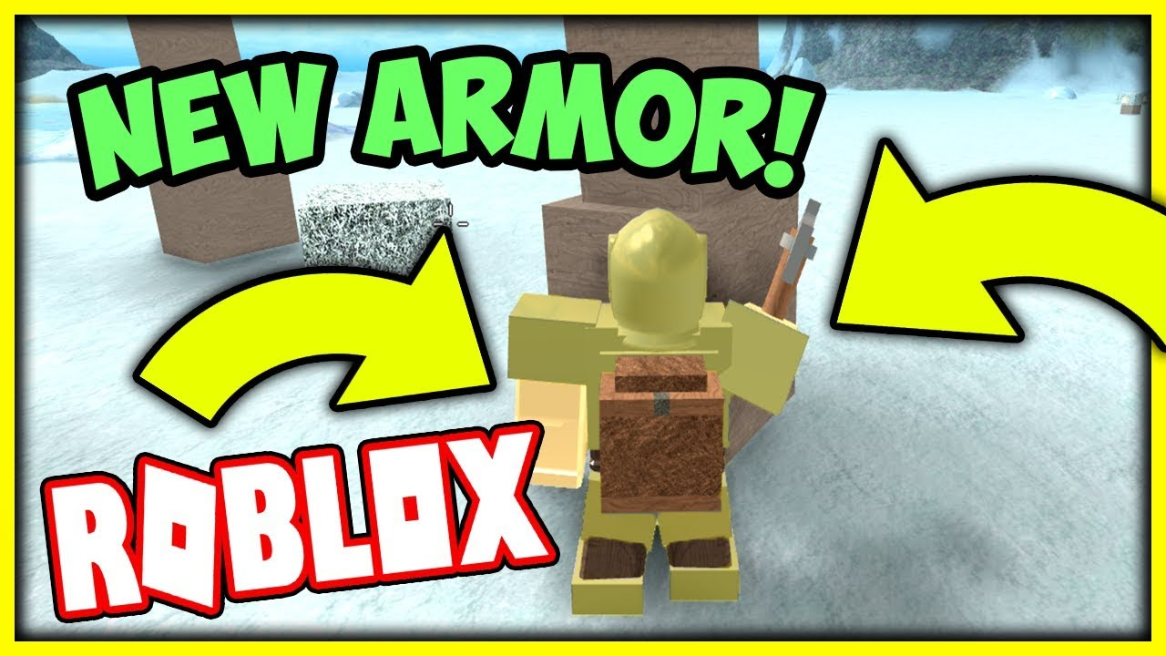 Roblox Booga Booga How To Get Adurite Booga Booga Update New Gold And Adurite Armor Roblox Youtube