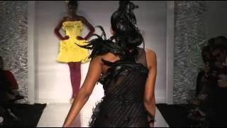 Beauty Queens on The Run Way - Green Fashion Miami - CON ESTILO TV