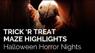 Trick 'R Treat at Halloween Horror Nights 2018 Hollywood