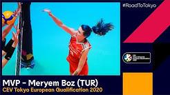 #RoadToTokyo | MVP - Meryem BOZ (TUR)