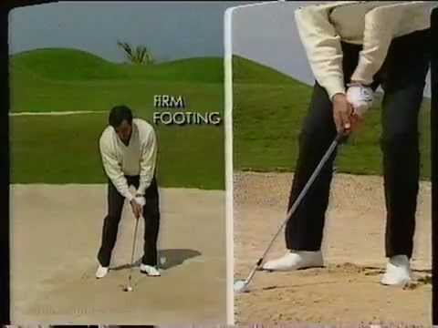 Seve Bunker Tips