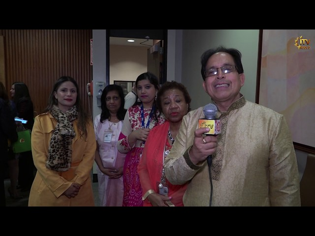 Lincoln Medical Center Hosts Diwali Ceremony 2018- Featuring Consul General Sandeep Chakravorty