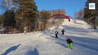 Открытие зимнего сезона горнолыжного комплекса
