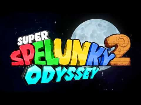 Super Spelunky Odyssey 2 - Gameplay [HD]