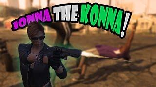 GTA V Movie Ep. 1 - Meet Jonna the Konna