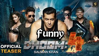 Dhoom 4 Trailer | Unofficial | Comedy | Exclusive Release