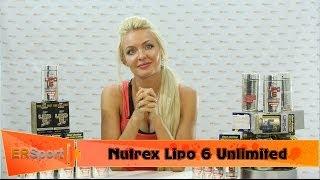 Nutrex Lipo 6 Unlimited Спортивное питание (ERSport.ru)