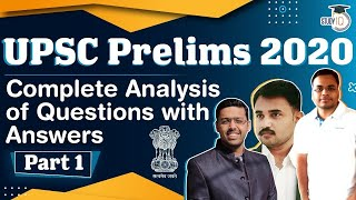 UPSC Prelims 2020 - Complete Analysis of Questions with Answers - Science and Technology #UPSC #IAS