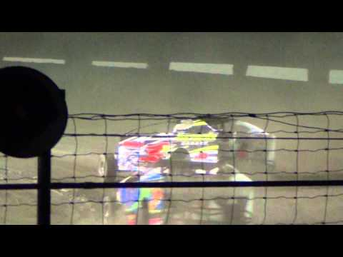 Canaan Dirt Speedway 2013-TC first race