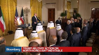 The Takeaways From Trump's News Conf. With Emir of Kuwait