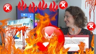 Mum Tries To DESTROY!!!! Windows 8.1 (2013)