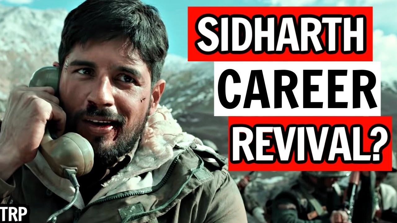 Shershaah Trailer Review & Will This Be A Career Defining Film For Sidharth Malhotra