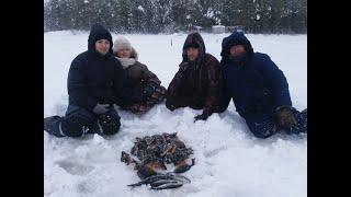 Karelia Guidedfishing River Lake Weather Рекомендация Оторвались по окуню девчонки рулят