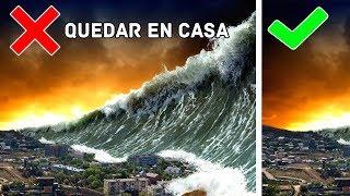 10 FORMAS DE SOBREVIVIR A UN DESASTRE