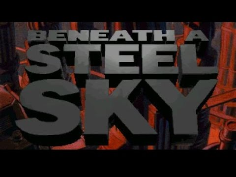 Download Beneath a Steel Sky adventure for DOS (1994) - Abandonware DOS