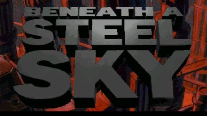 Download Beneath a Steel Sky adventure for DOS (1994) - Abandonware DOS