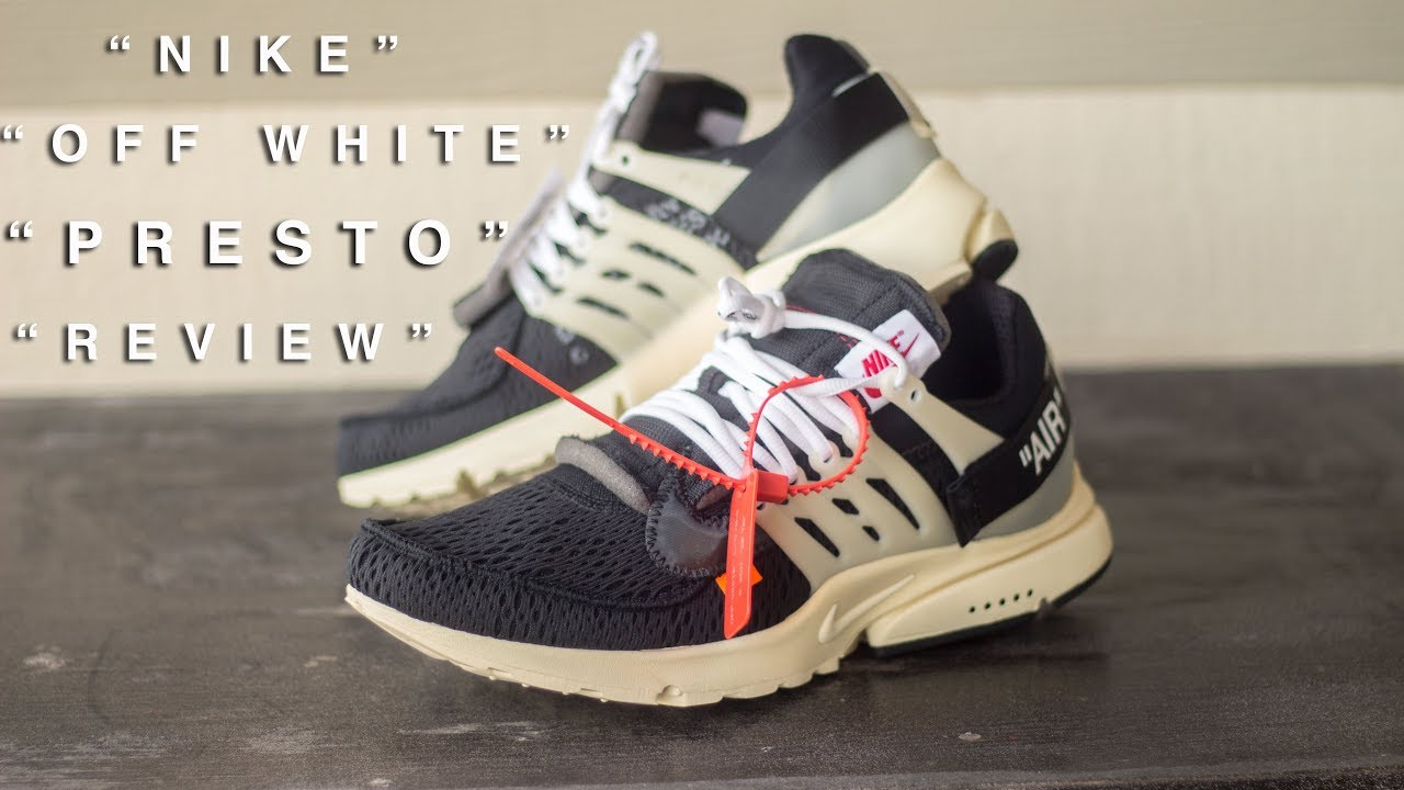 28b01547da93eb Nike x Off-White Air Presto