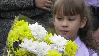 Первый звонок в кочубеевской школе №2 (1 сентября 2017 г.)