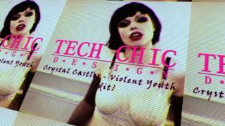 crystal castles - Violent Youth [TCD electro trash edit]